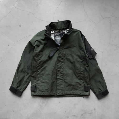 Nemen Guard Shell Military Green