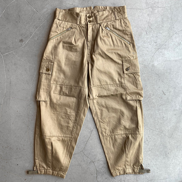 Nigel Cabourn 40s Mountain Army Pants Khaki