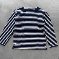 Nigel Cabourn British Army Border Shirt Navy
