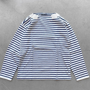 Nigel Cabourn British Army Border Shirt White