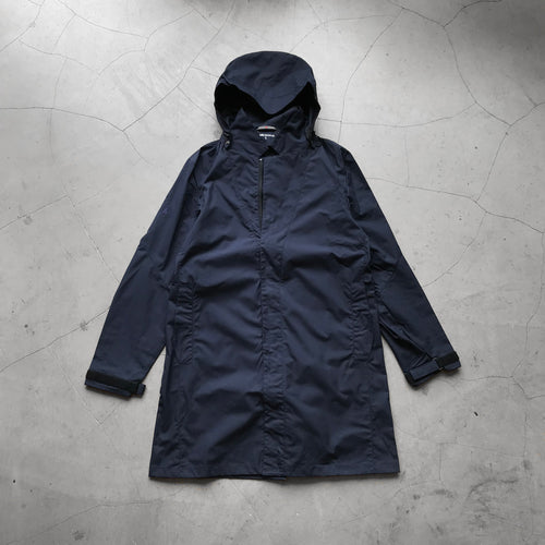 Tilak Knight Ventile Coat Navy