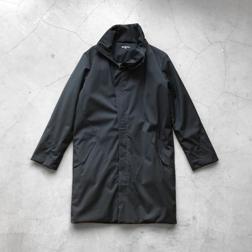 Tilak Thomas Coat Black