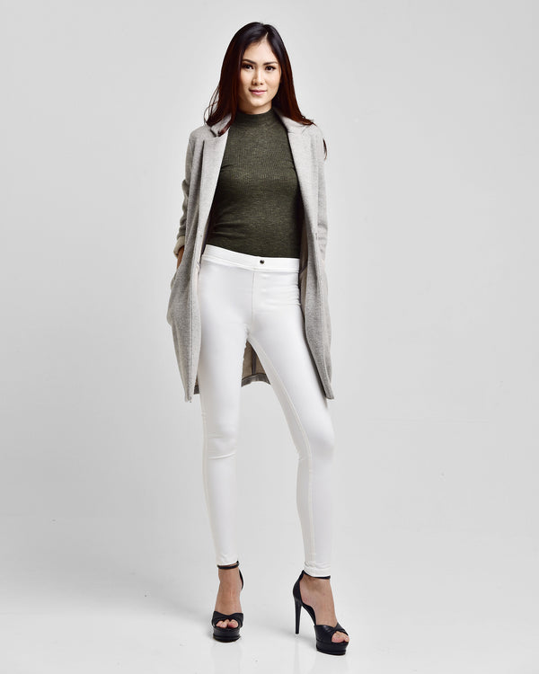 The Essential Legging White