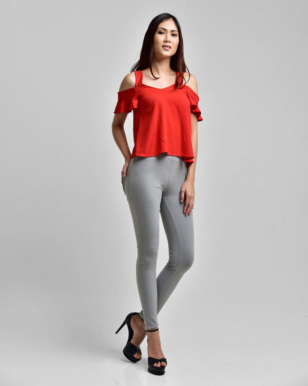 The Essential Legging Grey