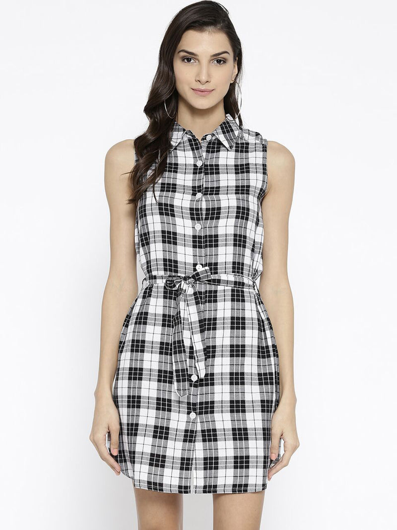 945ae92b8cf Shirt dress with waist belt