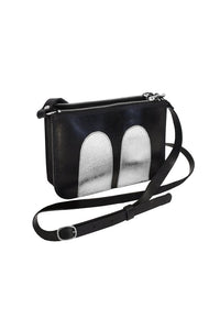 Mickey Handbag Black / Silver