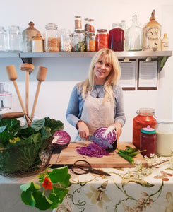 Q&A with Kelli From Forage + Ferment