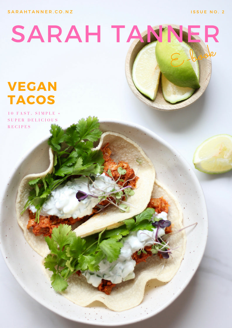 Vegan Taco Ebook
