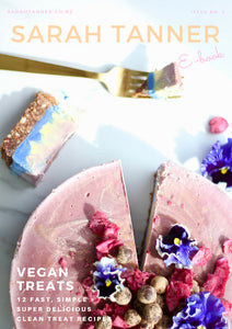 Vegan Treats eBook