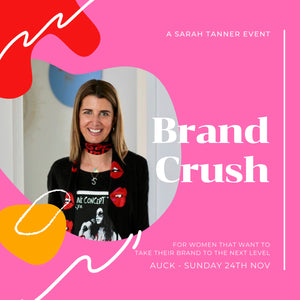 Brand Crush Workshop