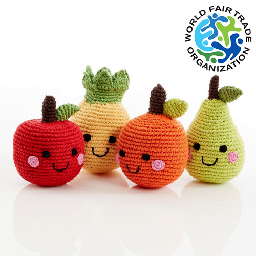 Pack de 4 fruits