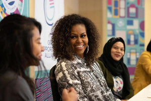 The Day Michelle Obama Asked To Touch My Ovaries