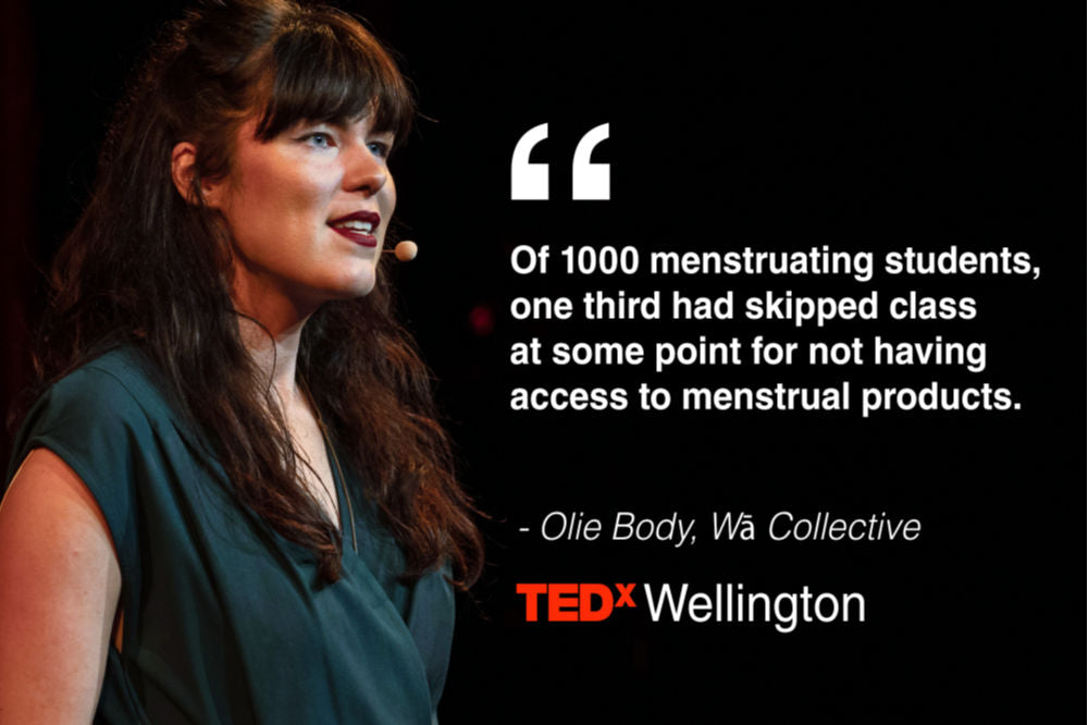 Olie Body's TED Talk