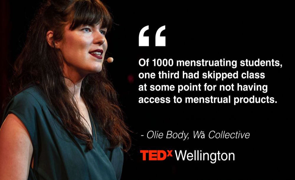 Olie Body TED Talk