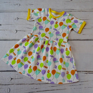 2nd Birthday Twirl Dress