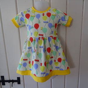 1st Birthday Twirl Dress