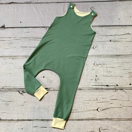 Solid Colour Romper