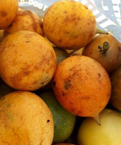 Granadilla / Sweet Passion Fruit 500g