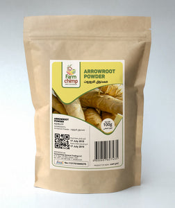 Arrowroot Powder 100g
