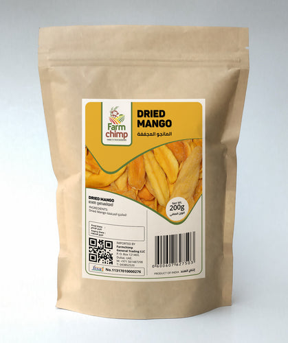 Dried Mango 200g
