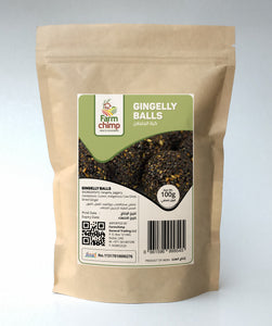 Gingelly Balls 100g