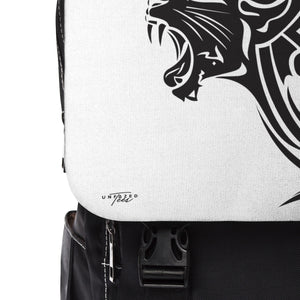 Unisex Casual Shoulder UnFazed Lion Backpack - Unfazed Tees