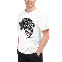 Load image into Gallery viewer, Men's Champion Lion T-Shirt - White - Unfazed Tees