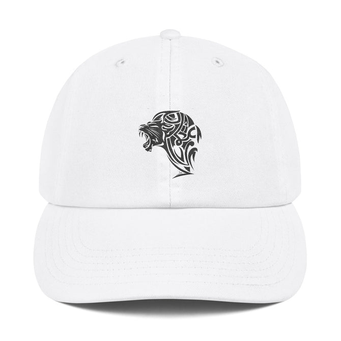 CHAMPION Black Lion Dad Cap - Unfazed Tees