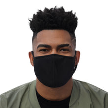Load image into Gallery viewer, Face Mask (3-Pack) - Black - Unfazed Tees