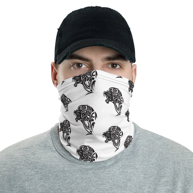 UnFazed Lion Neck Gaiter - Unfazed Tees