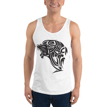 Load image into Gallery viewer, Unfazed Premium Tank Top - White - Unfazed Tees