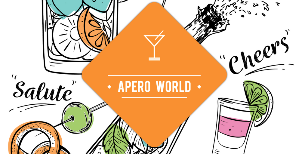 L' APERO WORLD nous accueille pour un weekend de folie