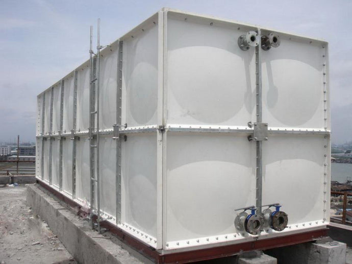 Glass reinforced plastic (GRP) 27000 liters to 300000 liters