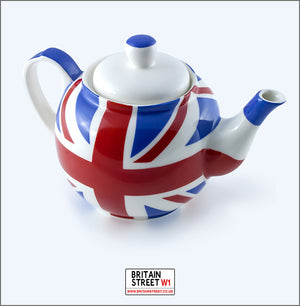 Handmade Union Jack Tea Set - Combination Deal. - Britain Street