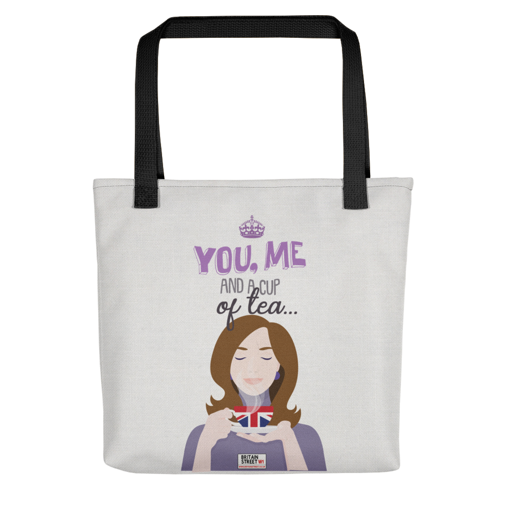 'You, Me and a Cup of Tea' Tote bag - Britain Street