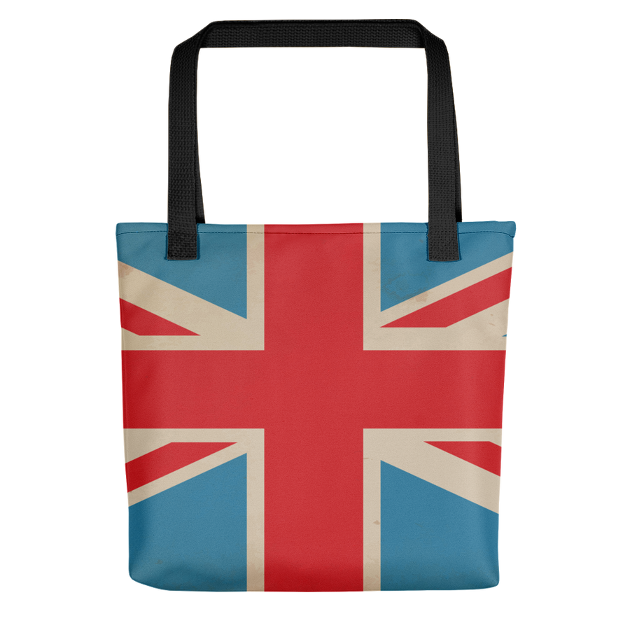'Put The Kettle On!' Tote bag - Britain Street