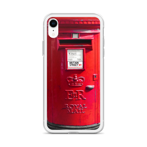 British Post Box - iPhone Case - Britain Street