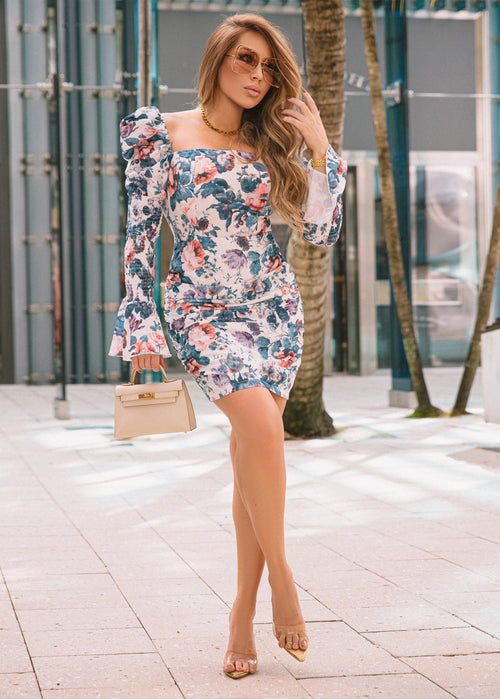 SUZANNA MINI DRESS