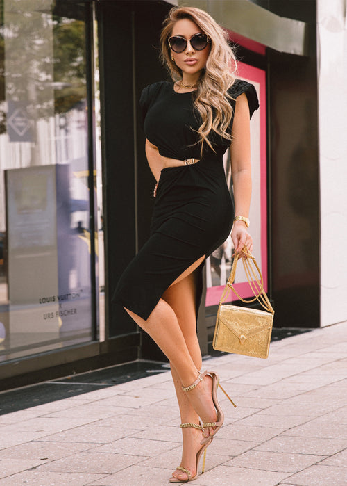 PATTY BLACK DRESS