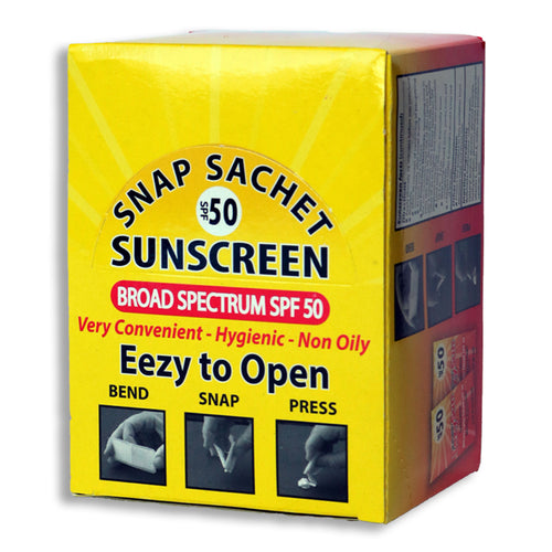SPF 50 Sunscreen | Pack of 60