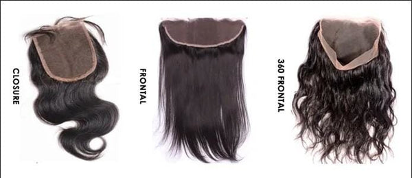 Is Lace Frontal and Closure the Same Thing? Answer is No!