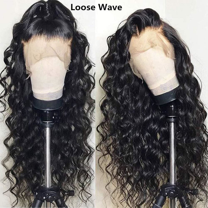 Diva | Invisible Knot Most Undectable Virgin Human Hair Wavy Full Lace Wigs