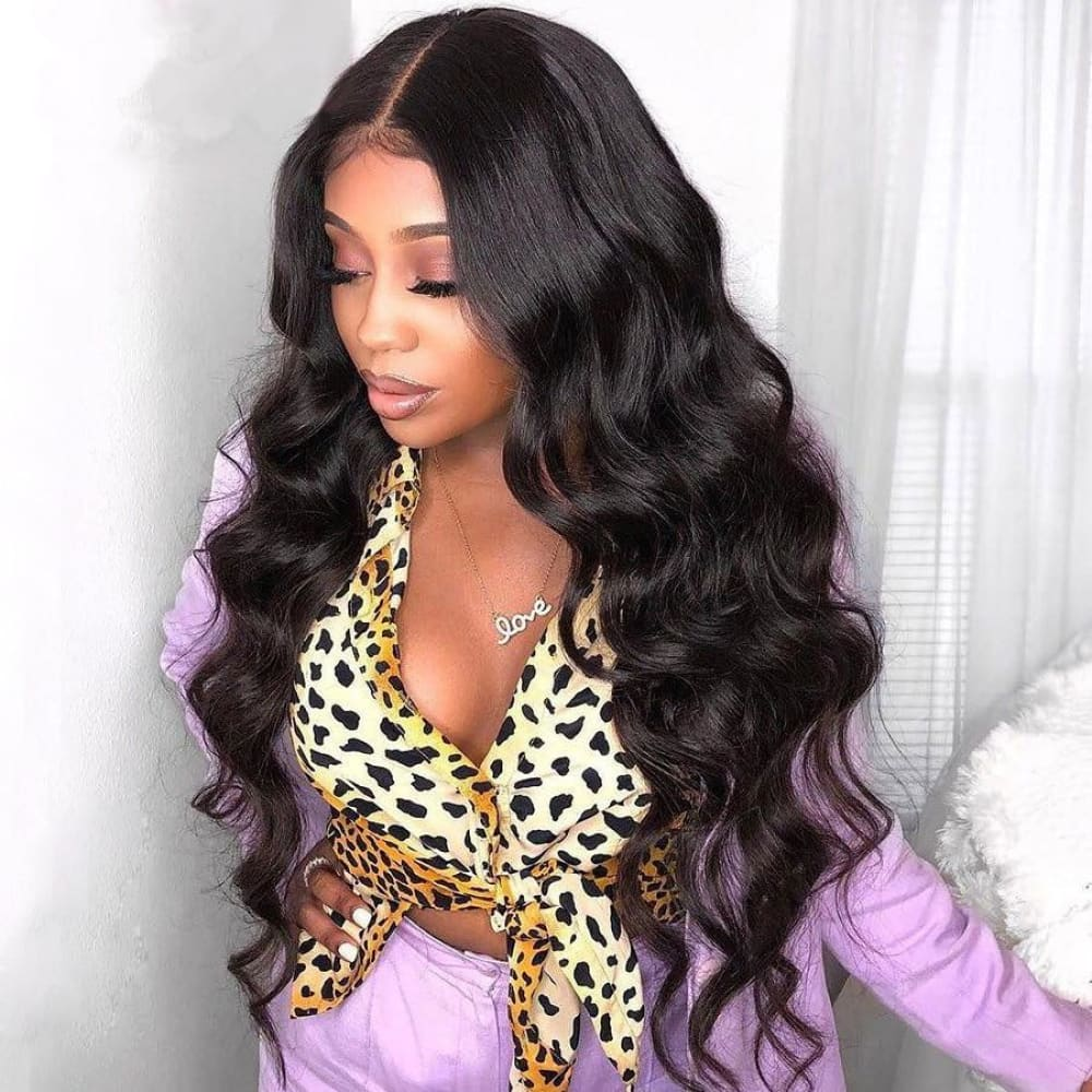 Isis | Invisible Knots 370 Lace Frontal Wig | Body Wave