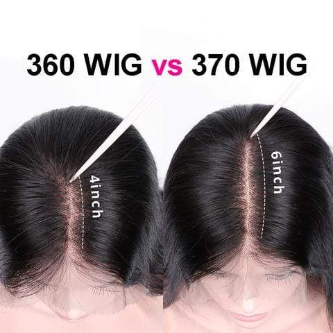 360 Wig VS 370 Wig What is the Difference?