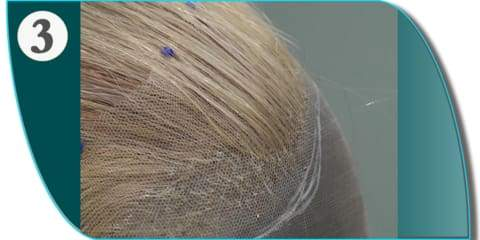 Knotting Techniques In Human Hair Wig Making
