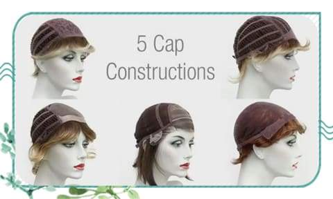 Do You Know The Cap Construction Of Wigs