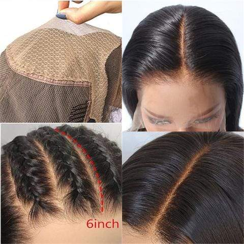 Four Different Types of Cap Construction of Lace Wigs
