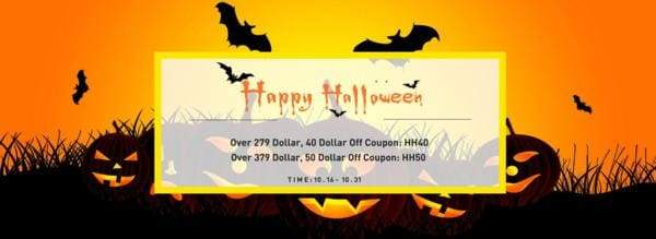 Happy Halloween Afsisterwig Big Sale