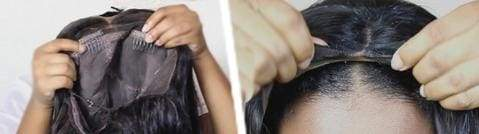 How To Apply Your Wig