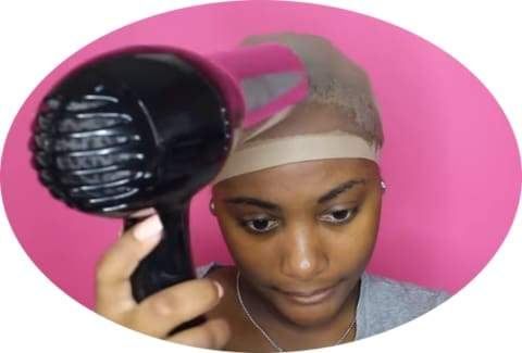 How To: Stocking Cap Method To Lay Your Frontals (Beginner Friendly)